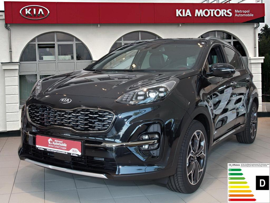 Kia Sportage 1.6T AWD GT-Line AT Technik