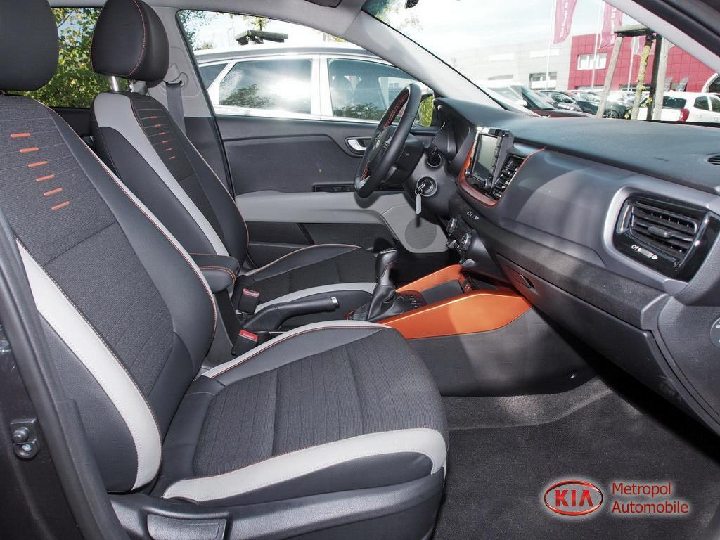 Kia Stonic 1.6D SPIRIT ORANGE