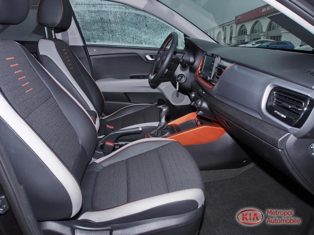 Kia Stonic 1.6D SPIRIT ORANGE Tempomat