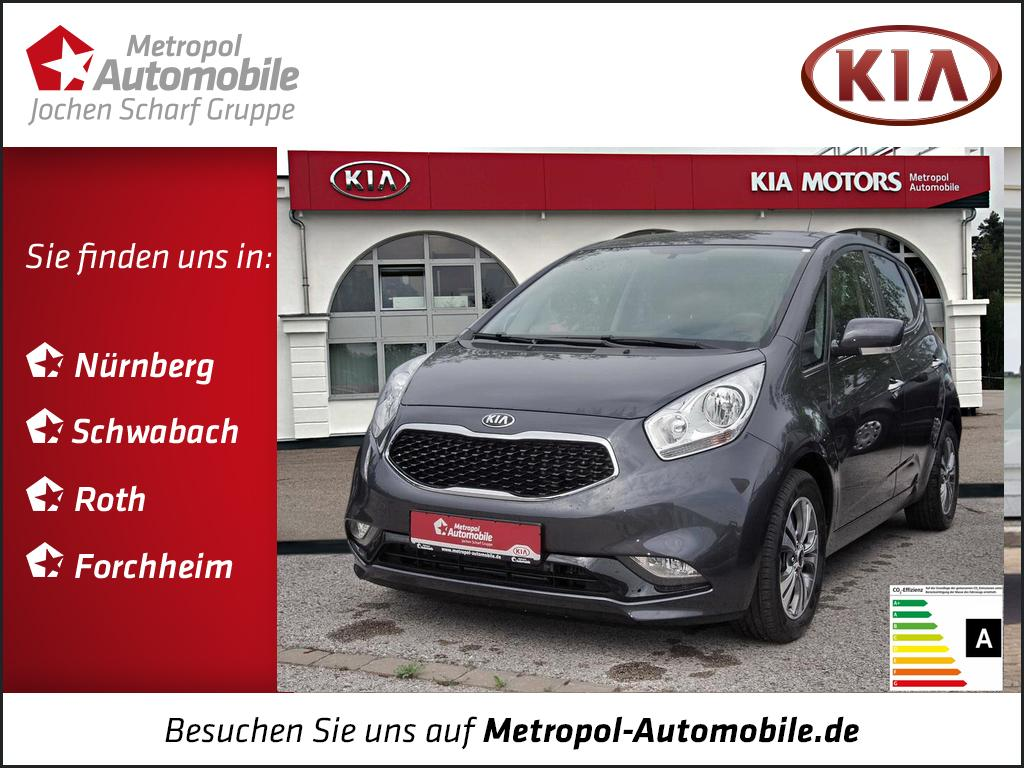Kia Venga 1.6 CRDI 128PS Dream Team NAVI Parkpilot