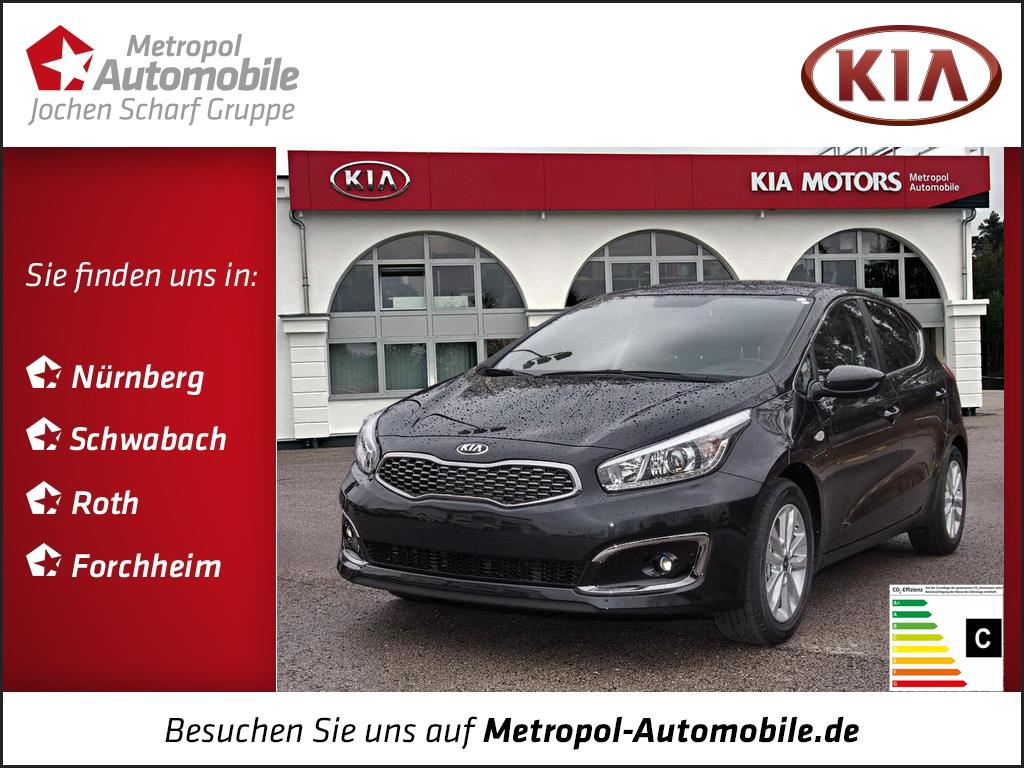 Kia Ceed 1.4 Dream Team Sitzhzg. Tempomat Parkpilot